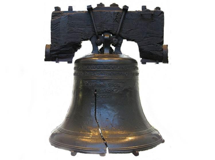 Liberty Bell Dzwon Wolności Filadelfia ciekawostki atrakcje