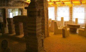 Salar de Uyuni w Boliwii. Hotel z soli