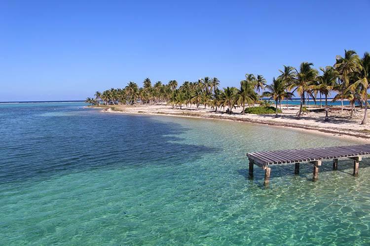 Belize ciekawostki atrakcje państwo Ameryka środkowa