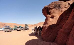 Jak powstał Kanion Antylopy w Arizonie?