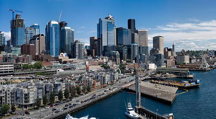 Seattle ciekawostki Waszyngton USA atrakcje