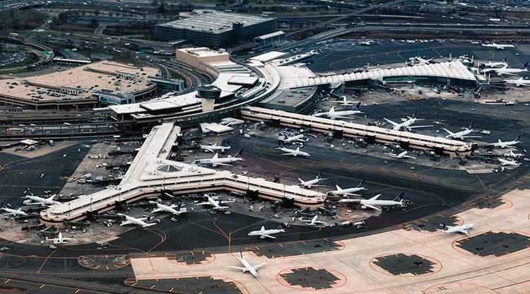 Port lotniczy Newark-Liberty, USA