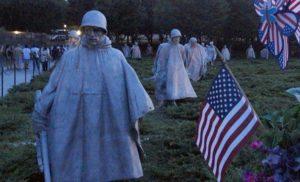 Pomnik Weteranów Wojny w Korei