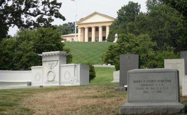 Narodowy Cmentarz w Arlington