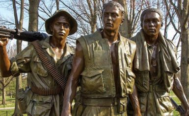 Vietnam Veterans Memorial w Waszyngtonie, D.C.
