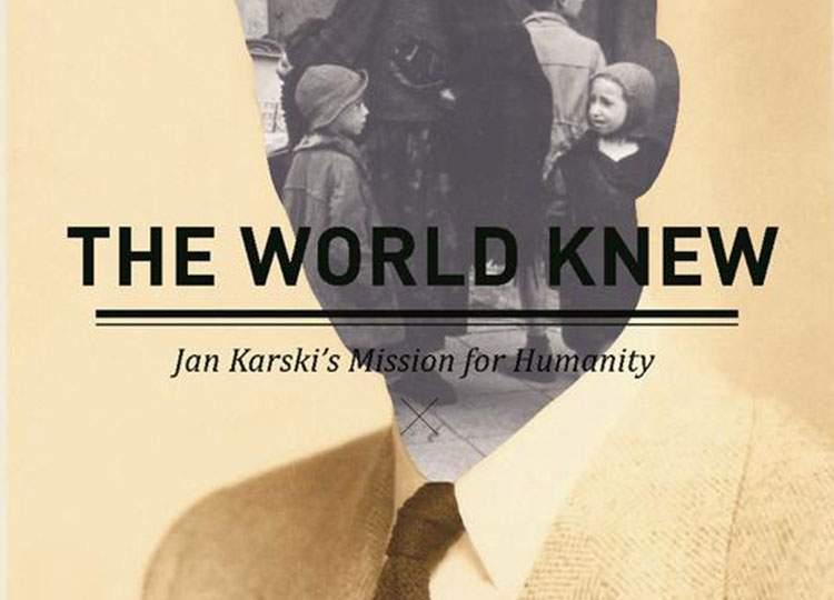 Jan Karski i jego misja – wystawa w siedzibie ONZ