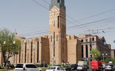 Erywań, stolica Armenii