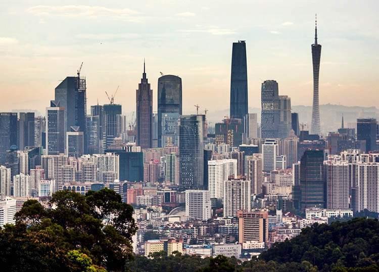 Guangzhou – trzecie miasto Chin
