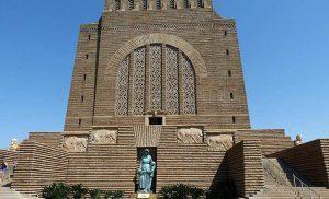 Jedziemy do Pretorii, stolicy RPA
