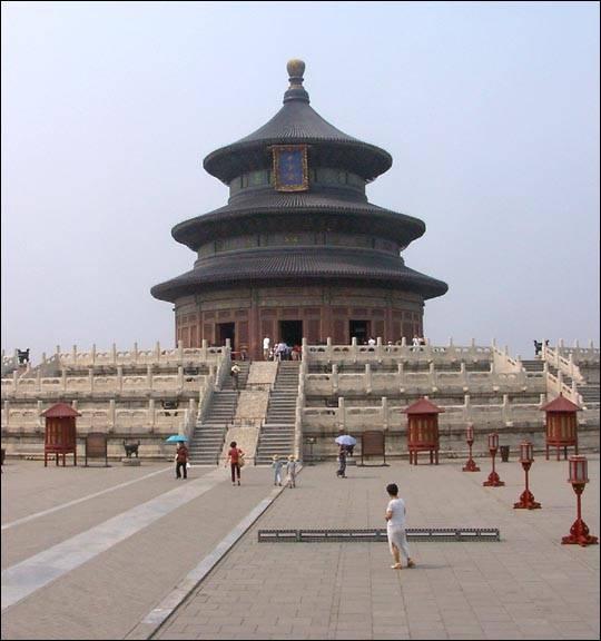 Świątynia Nieba – Pekin, Chiny
