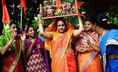 Życie kulturowe w Indiach