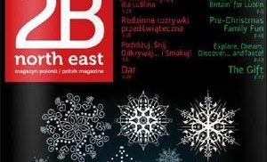 2B – miesięcznik dla Polonii w północno-wschodniej Anglii