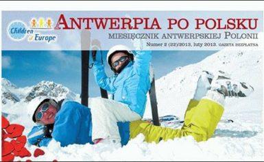 Antwerpia po polsku – czasopismo