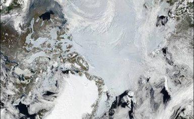 Arktyka coraz bardziej przyjazna