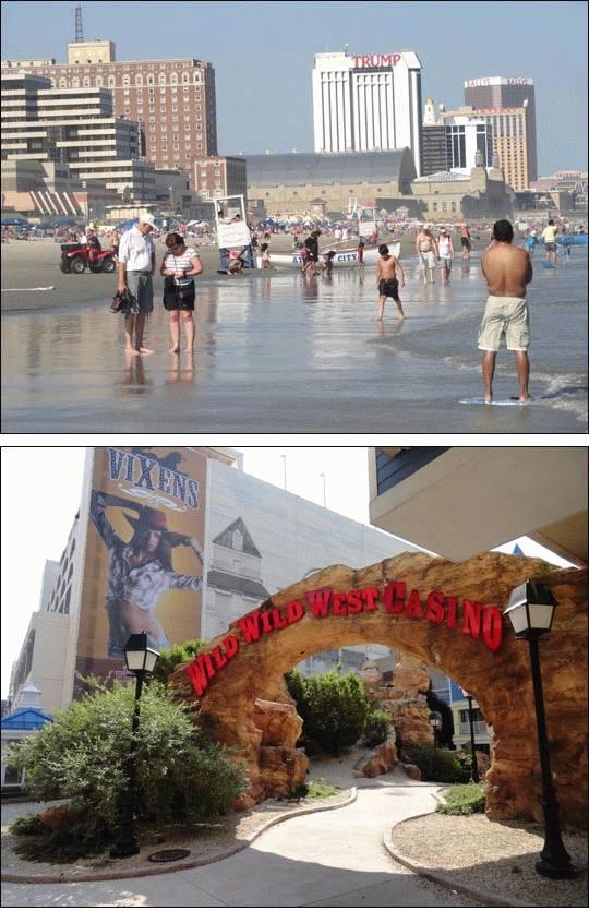 Atlantic City – ciekawostki część 1