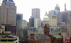 Baltimore, miasto w USA