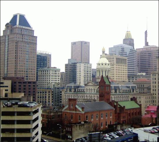 Baltimore, miasto w USA