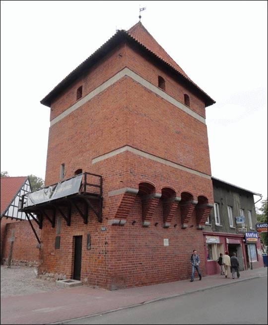 Baszty w Starogardzie Gdańskim