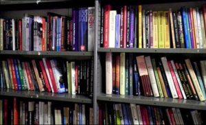Biblioteka w Domu Polskim – Milton, Australia