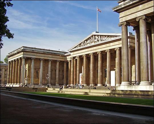 British Museum w Londynie