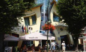 Budynek w Sopocie wśród najdziwniejszych budowli