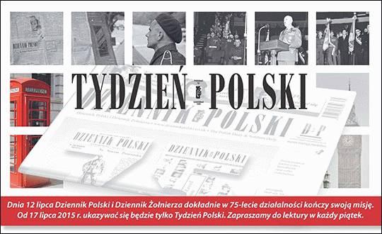 Był Dziennik Polski, jest Tydzień Polski