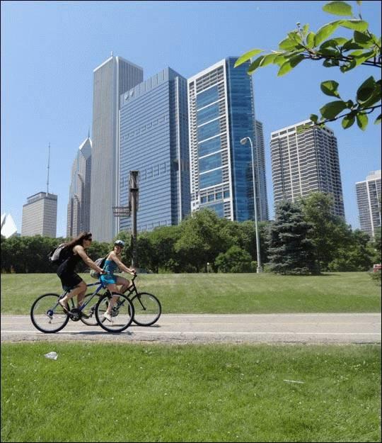 Chicago – czas na relaks
