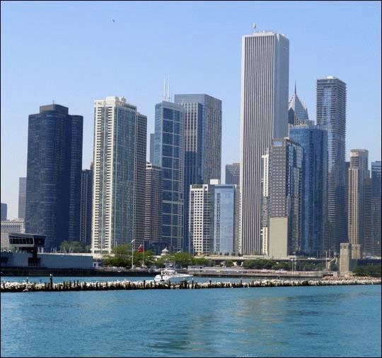 Chicago – Wietrzne Miasto