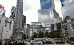 Columbus Circle w Nowym Jorku