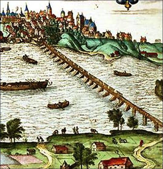 Cud inżynierii w XVI-wiecznej Warszawie