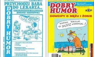 Dobry Humor ma 20 lat