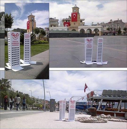 Docieramy do Marmaris, Turcja