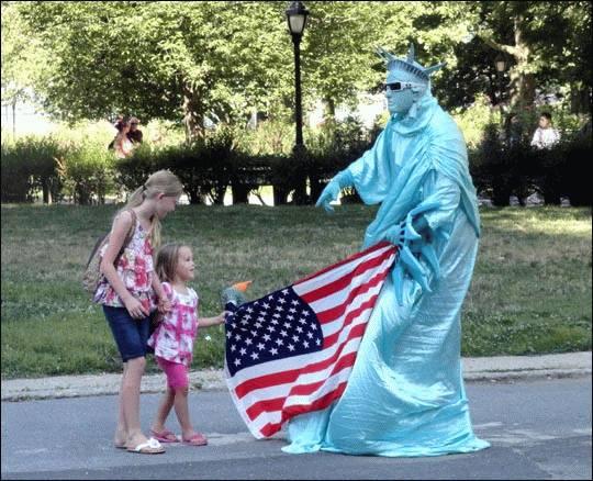 Dowcipy o Amerykanach
