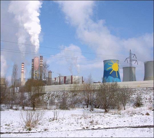 Elektrownia Turów w Bogatyni
