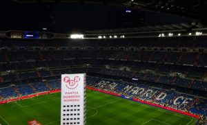 Stadion Realu Madryt: Estadio Santiago Bernabeu