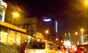 Europa. Największe korki są w Warszawie