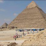 Piramida Chefrena staro żytny Egipt Giza ciekawostki