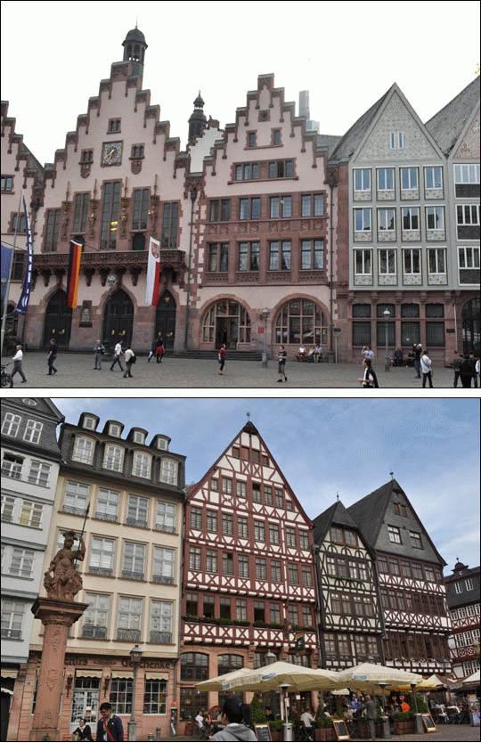 Frankfurt nad Menem, Niemcy