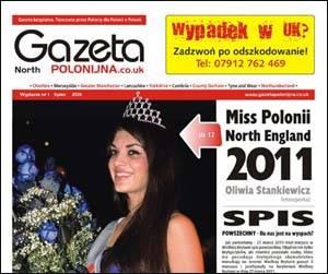 Gazeta Polonijna – polski miesięcznik w Wielkiej Brytanii