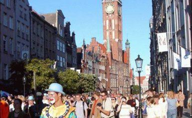 Gdańsk. Najstarsza piłka świata