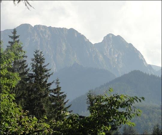 Giewont – góra w Tatrach