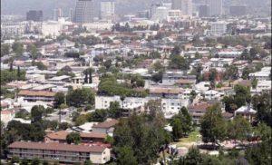 Glendale w Kalifornii, USA
