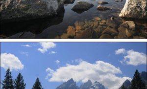 Grand Teton, Wyoming, USA