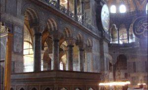 Hagia Sofia w Stambule
