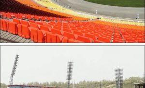 Hrazdan Stadium, Erevan
