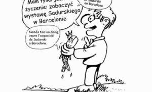 Polski humor w Barcelonie