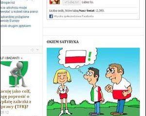 Humor polski w NaszSwiat.net