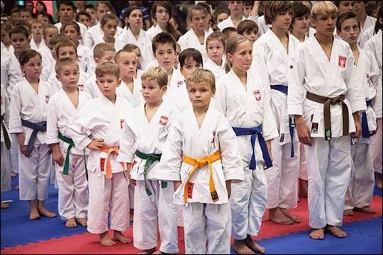 III Puchar Europy Dzieci w Karate Tradycyjnym