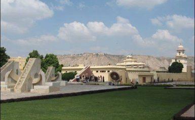Jantar Mantar w Jaipur, Indie