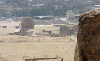 Kair, stolica Egiptu
